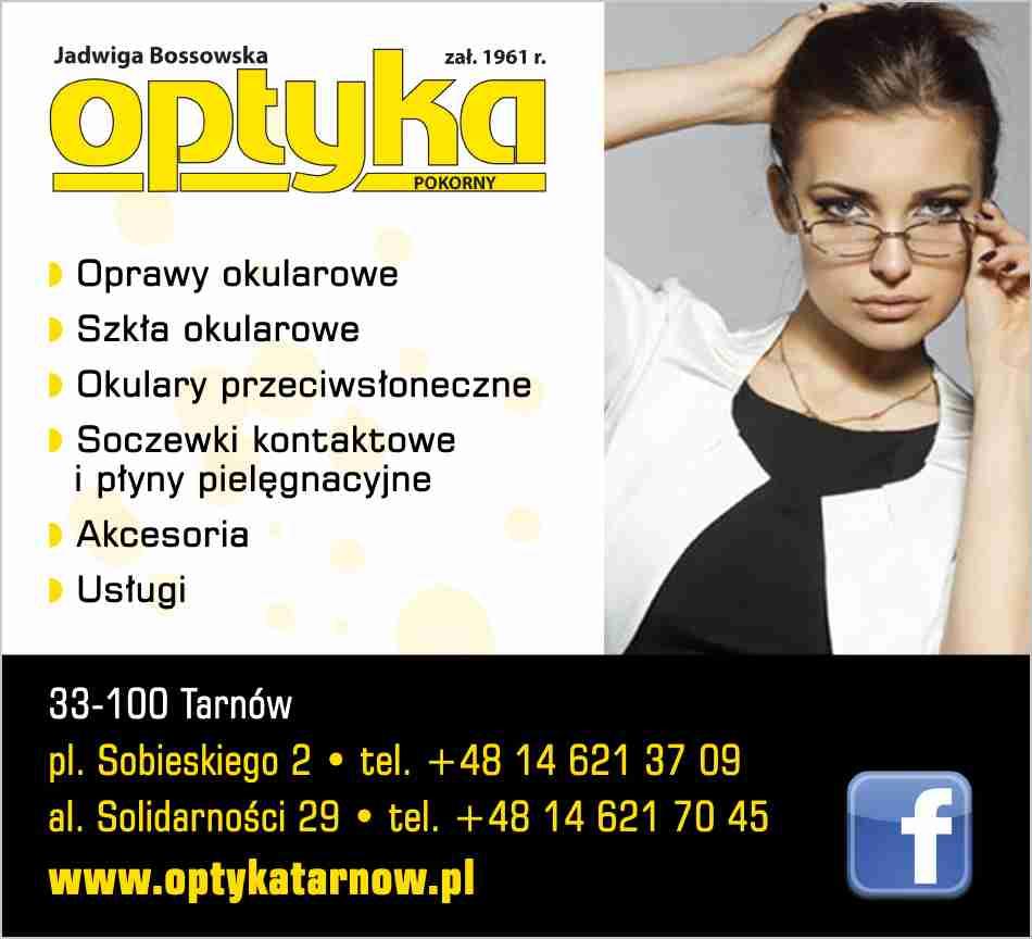 9e321db43280 OPTYKA Jadwiga Bossowska TARNÓW optyk okulary komputerowe badanie ...